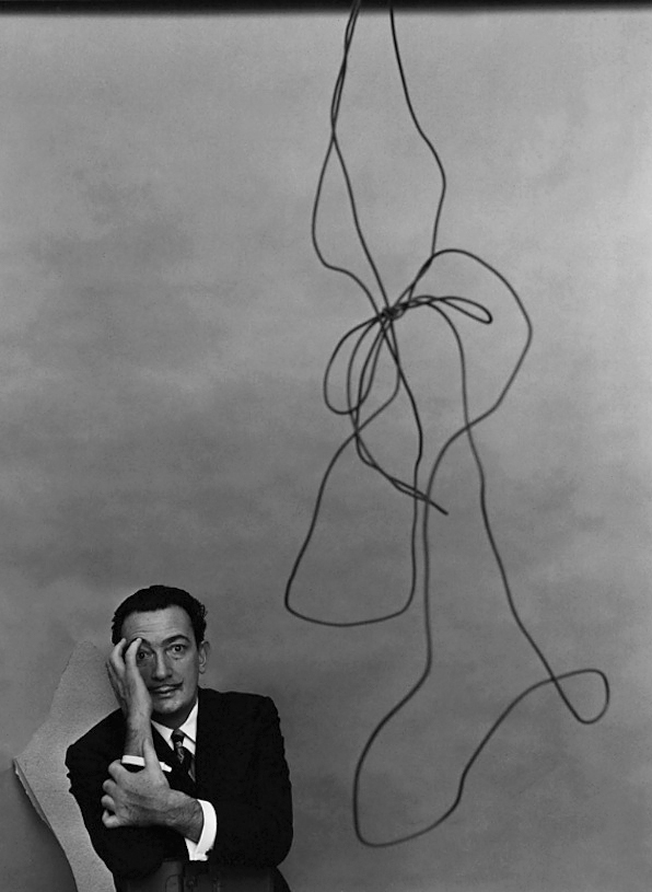 Salvador Dali, New York, 1951