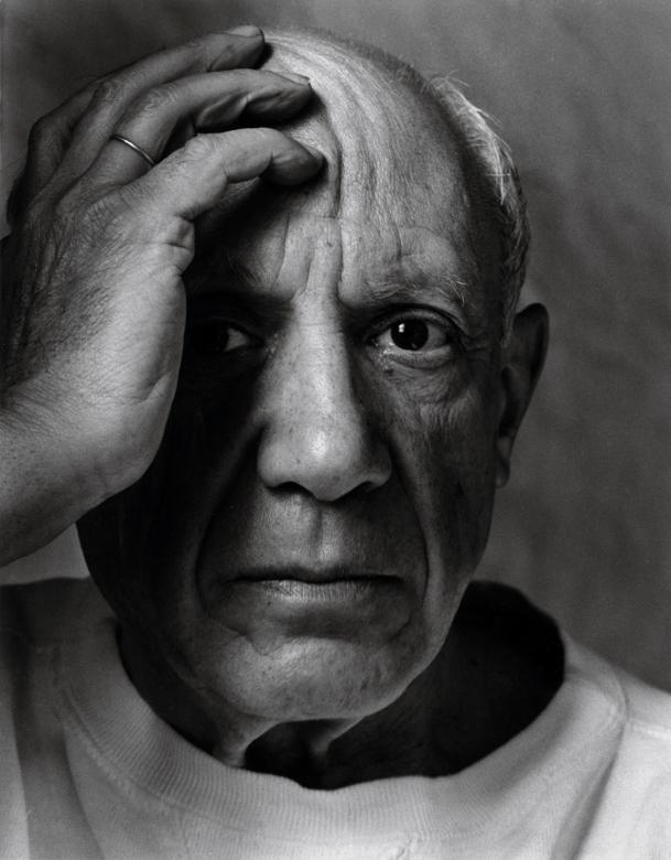 Pablo Picasso, France, 1954
