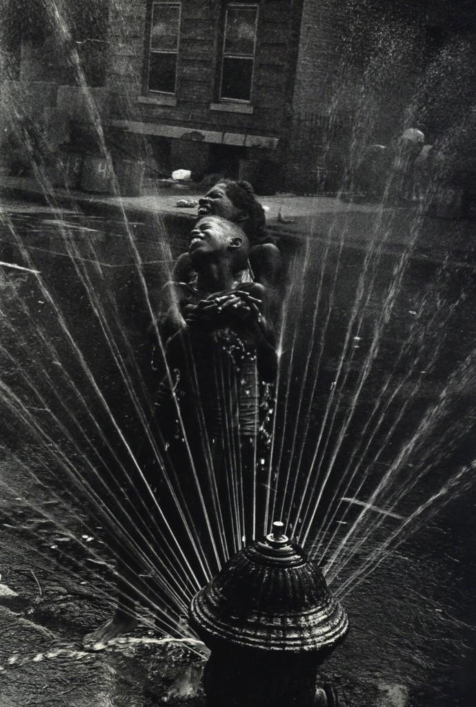 Leonard Freed, 'Summertime in Harlem, New York', 1963