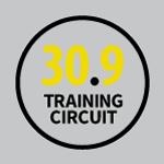 30.) Training Circuit ti offre 5 programmi di allenamento altamente personalizzabili