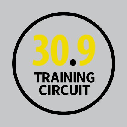 30.9 TRAINING CIRCUIT Olympus Avant
