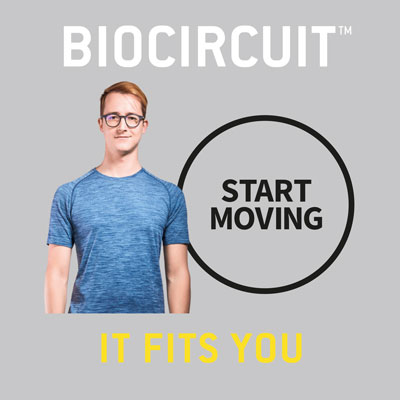 "BIOCIRCUIT training: ""START MOVING"""