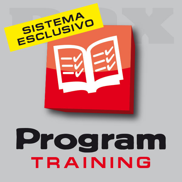 BOX allenamento PROGRAM training | Sistema esclusivo