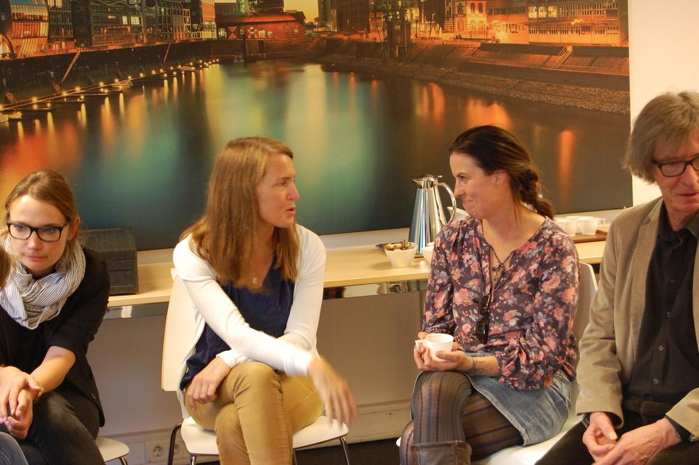 Lärarkollegor i skandinaviska språk