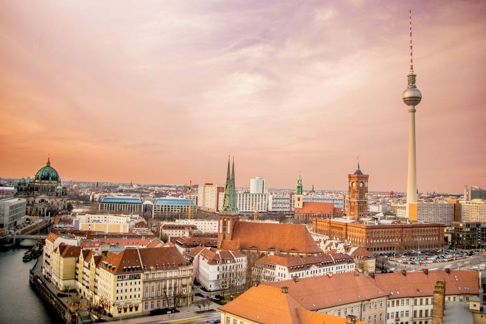 Tyska för nybörjare i Berlin