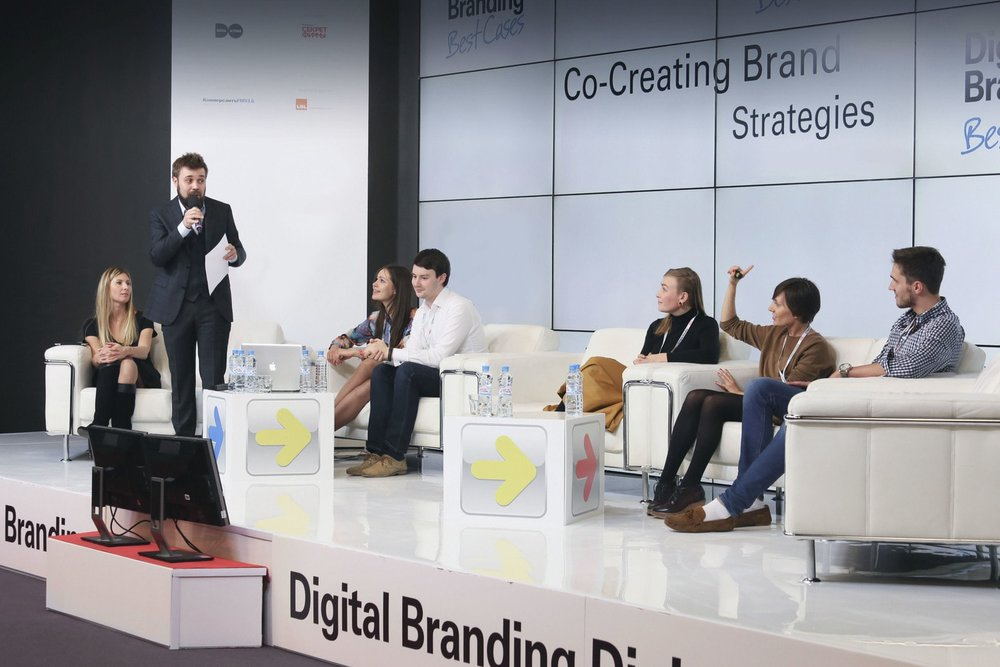 Digital Branding Best Cases   24–25 октября 2018  Early bird registration
