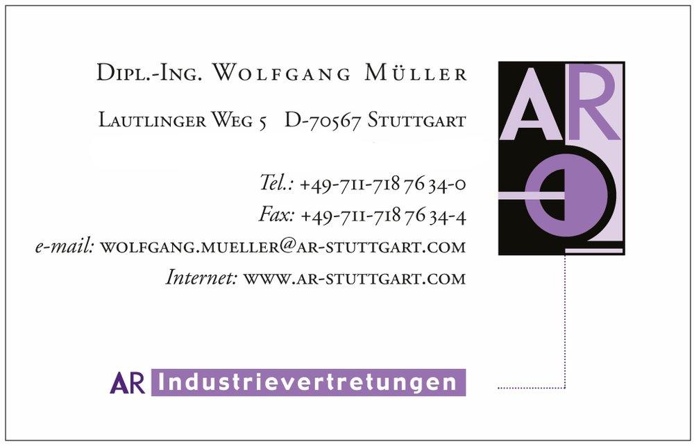 Dipl.-Ing. Wolfgang Müller