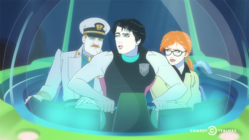 Moonbeam City As an assistant animator I cleaned and colored scenes given to my by the animators. Several of the shots in this clip are ones I had a hand in completing while working for Titmouse inc.