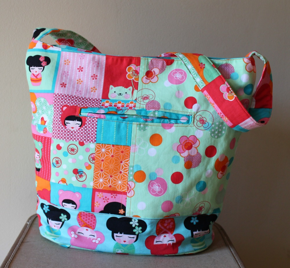 B 54 - Happy Unicorn Studio                                     Erika Martinez Handcrafted fabric handbags