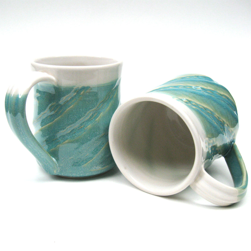 Ainspan Turquoise and white mug pair.jpg