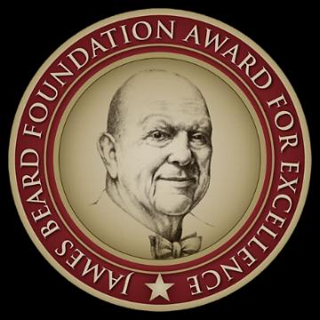 James Beard Foundation Award for Excellence Logo
