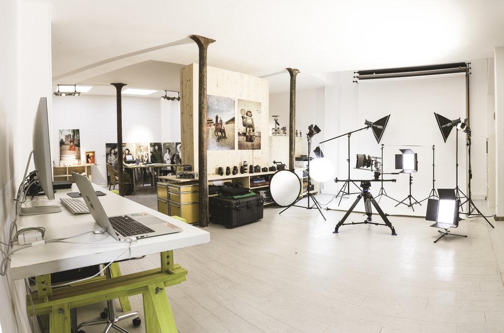 STUDIO - VIDÉO / PHOTO