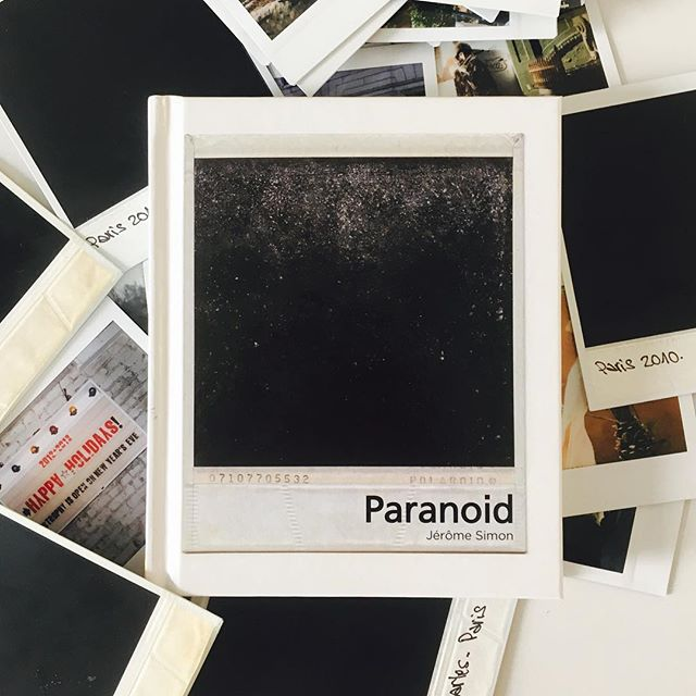 PARANOID by Jérôme Simon - innocences.net Cover 1 @photobigbang @innocences_bookmaker