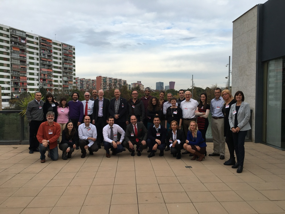 2015 TackSHS Horizon2020 Kick off Meeting