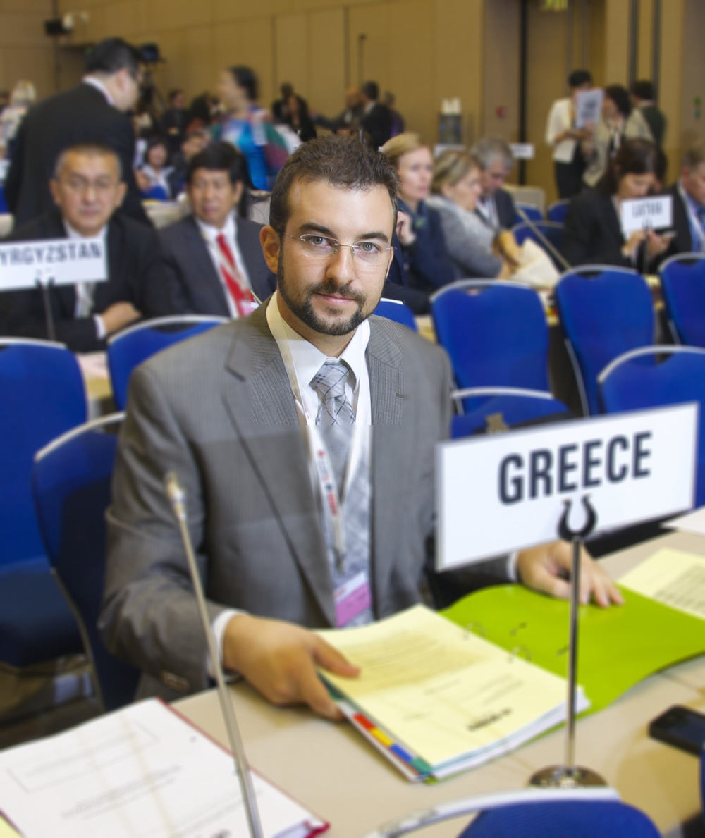 2014 WHO FCTC COP6 National Delegate