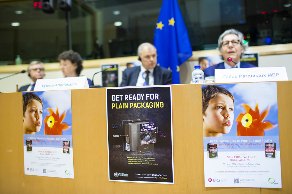 2016 WNTD – European Parliament