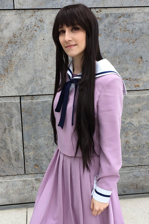 Kristina alias Hiyori Iki aus Noragami liebt schöne Uniformen.