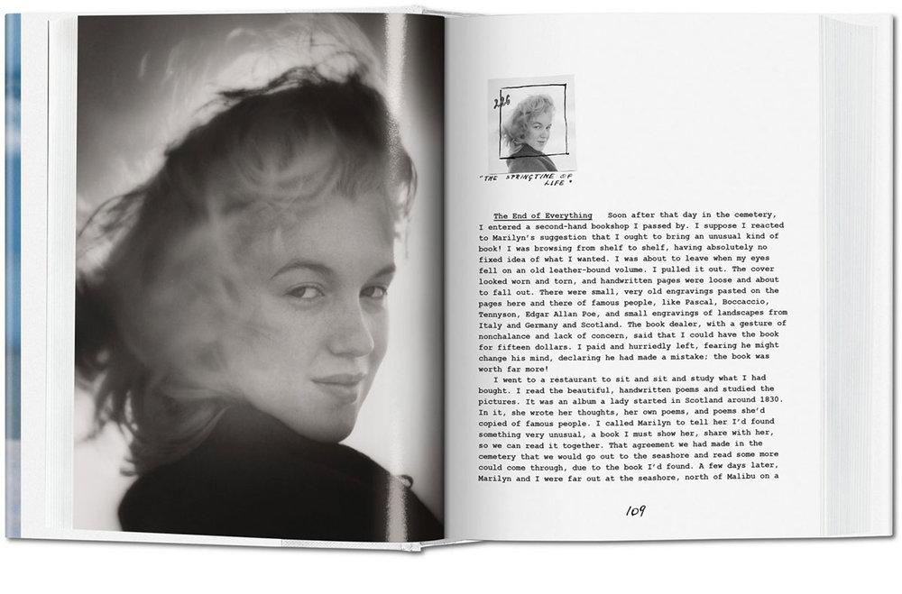 André de Dienes. Marilyn Monroe, Taschen, Bibliotheca Universalis
