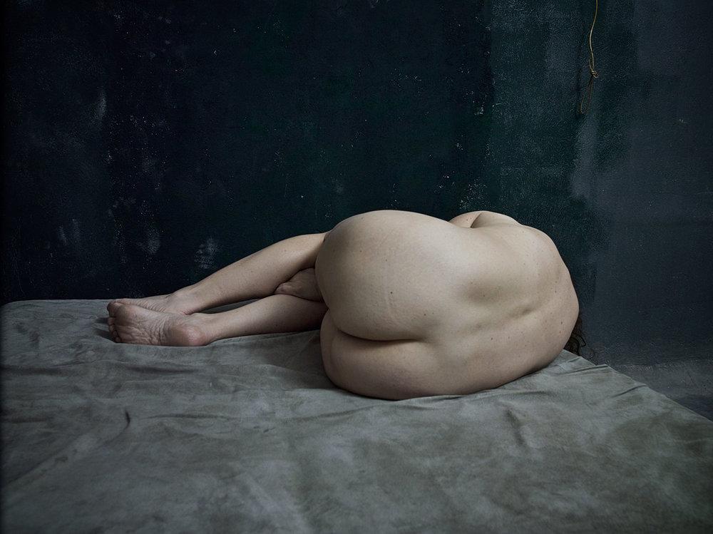 "Aus der Serie ""nackt"", ©Thomas Rusch"