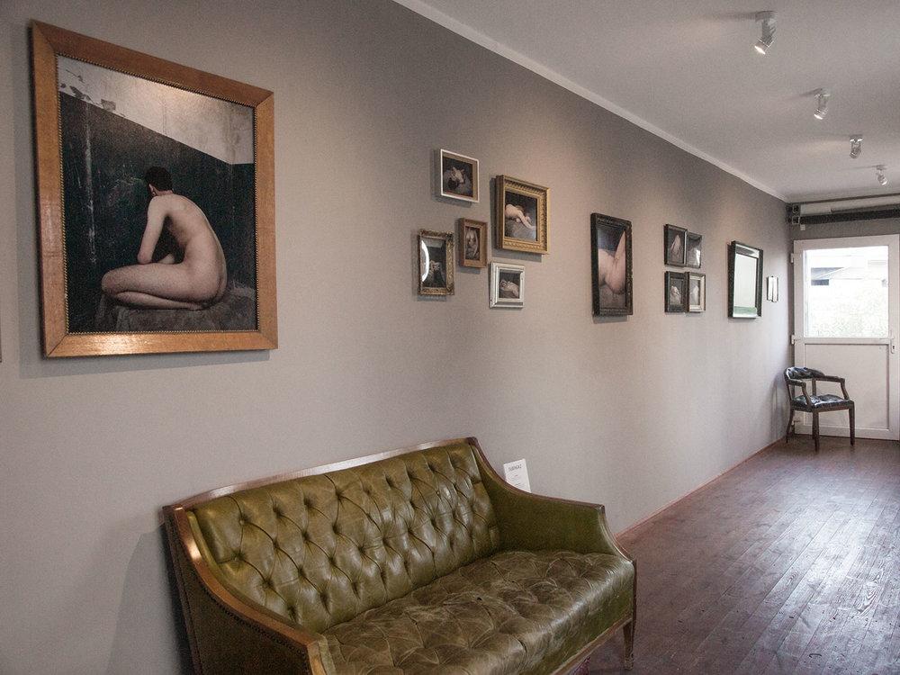 """Ausstellung """"nackt"""" mit Fotografien von Thomas Rusch"""