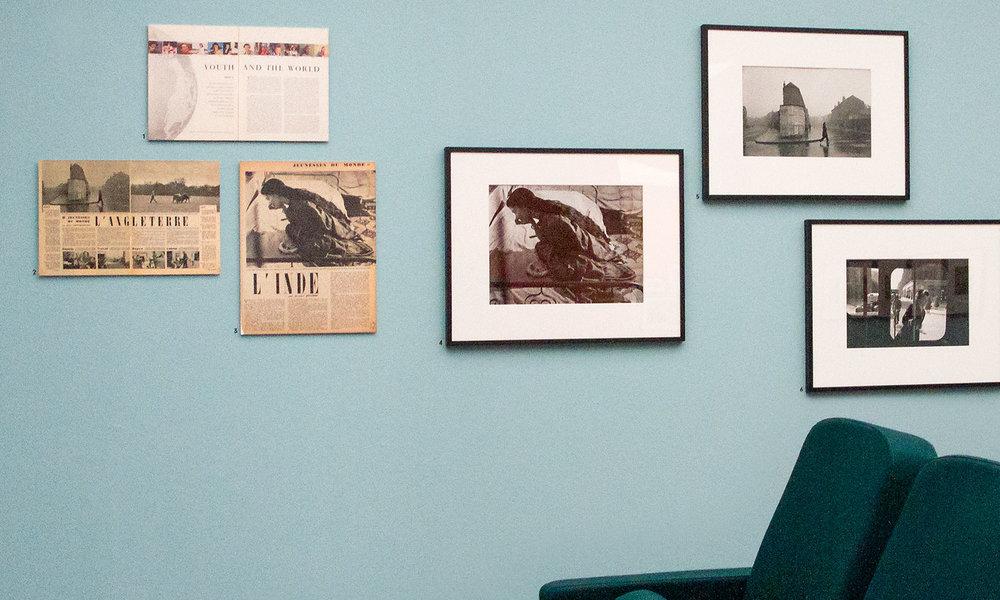 Generation X: Werner Bischof in Indien, Henri Cartier-Bresson in Großbritannien