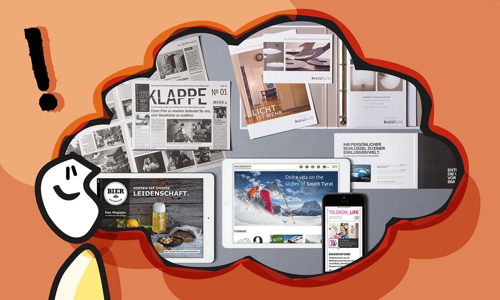 Positives Markenerlebnis:  Kunden erwarten Kommunikation zur richtigen Zeit, über den gewünschten Kanal und mit maßgeschneiderten Inhalten.