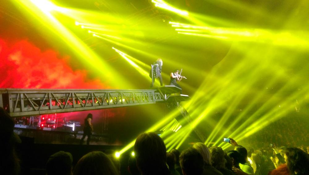 Trans-Siberian Orchestra Concert Live