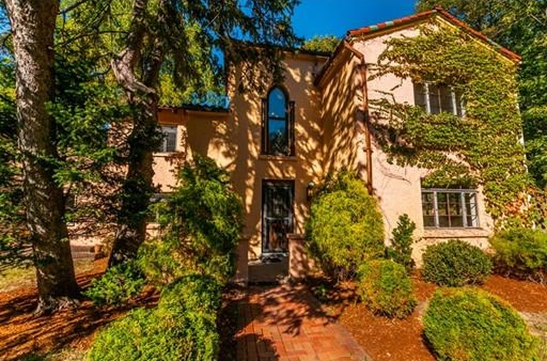 Stoneham house for sale stucco