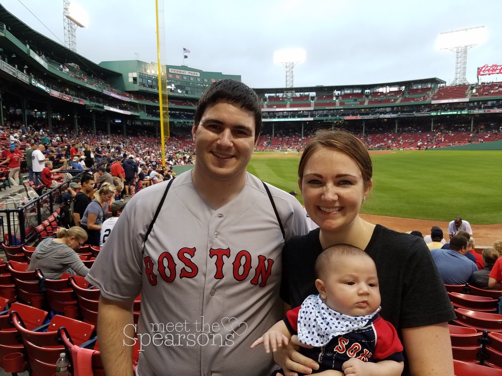 Family Friendly Baby Friendly Fenway Park Red Sox