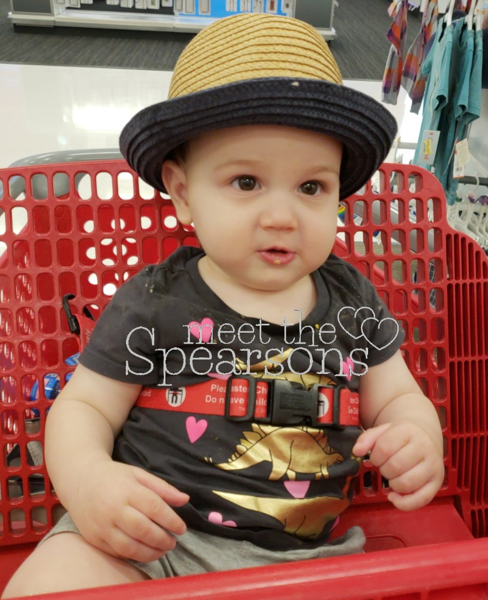 Baby in Fedora