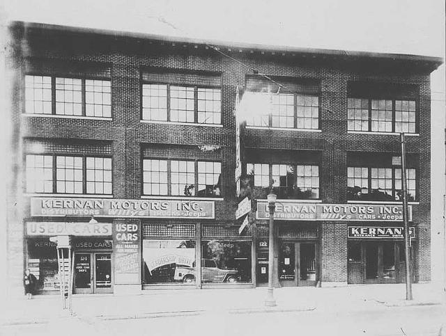 120 W. North Avenue circa 1920.
