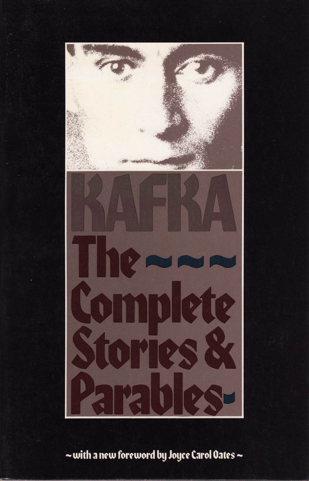 As the character elaborates on the details, however, the description grows more paranoid and fantastical, and ultimately the narrator becomes trapped, possessed by his own creation. If you're interested, you can read a translation of Kafka's story  here  .
