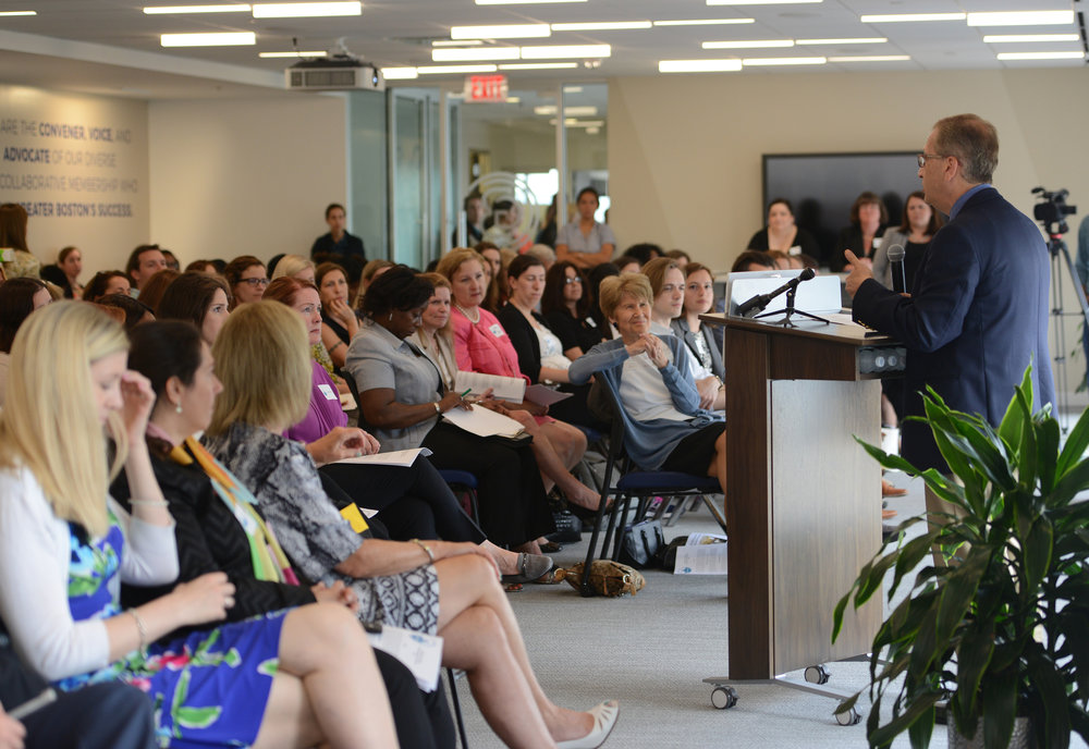 100% Talent Compact - Join us and over 250 companies in Boston working to advance women in the workplace.