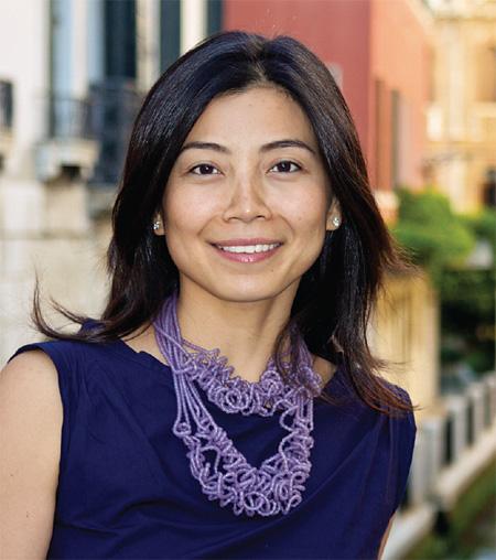 Tracy Palandjian, CEO and Co-Founder of Social Finance US