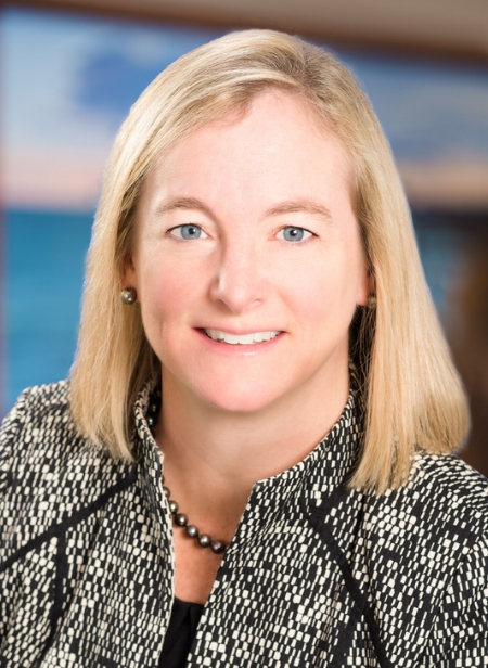 Marcy Reed, President of National Grid