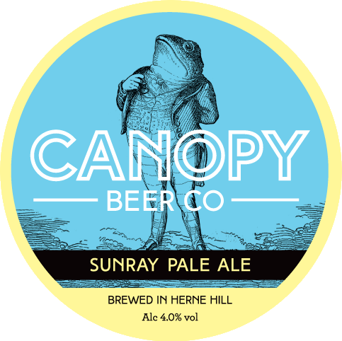 Sunray Pale Ale - 4.2%  sc 1 st  Canopy Beer Co & BEERS u2014 CANOPY BEER CO