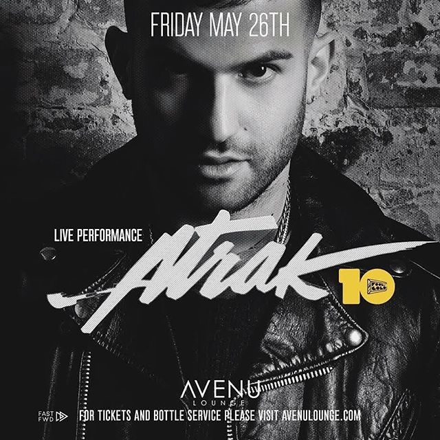 We have 3 tables left for the @atrak event tomorrow night @avenulounge. Who wants em? Make sure to get here early, boys and girls. Tomorrow night will be sh*t show!! #avenulounge #uptowndallas #dallasisdallas #edm #dj #dallasedm #hiphop #belvedere #domperignon #dallasnightlife