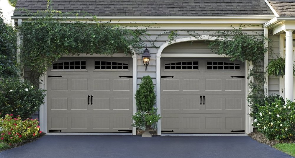 For over 30 years, - we have serviced Plymouth, Northville, Canton, and the surrounding communities. We service, sell, and install new garage doors, garage door openers, and accessories.