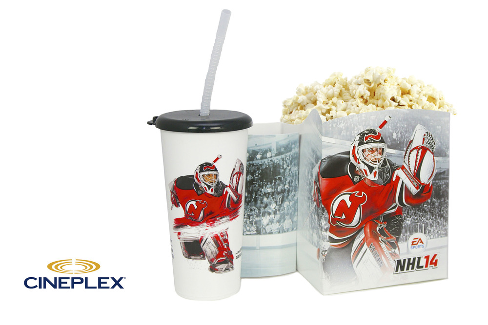 Popcorn Tray Design