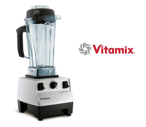 vitamix blender - wouldn't live without it!