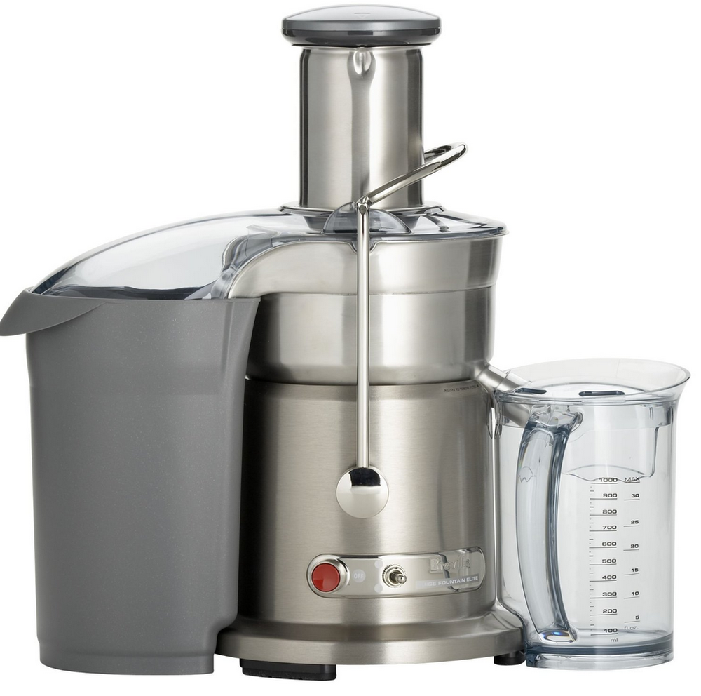 breville juice fountain - great centrifugal juicer
