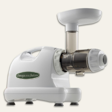 omega 8004 - excellent masticating juicer