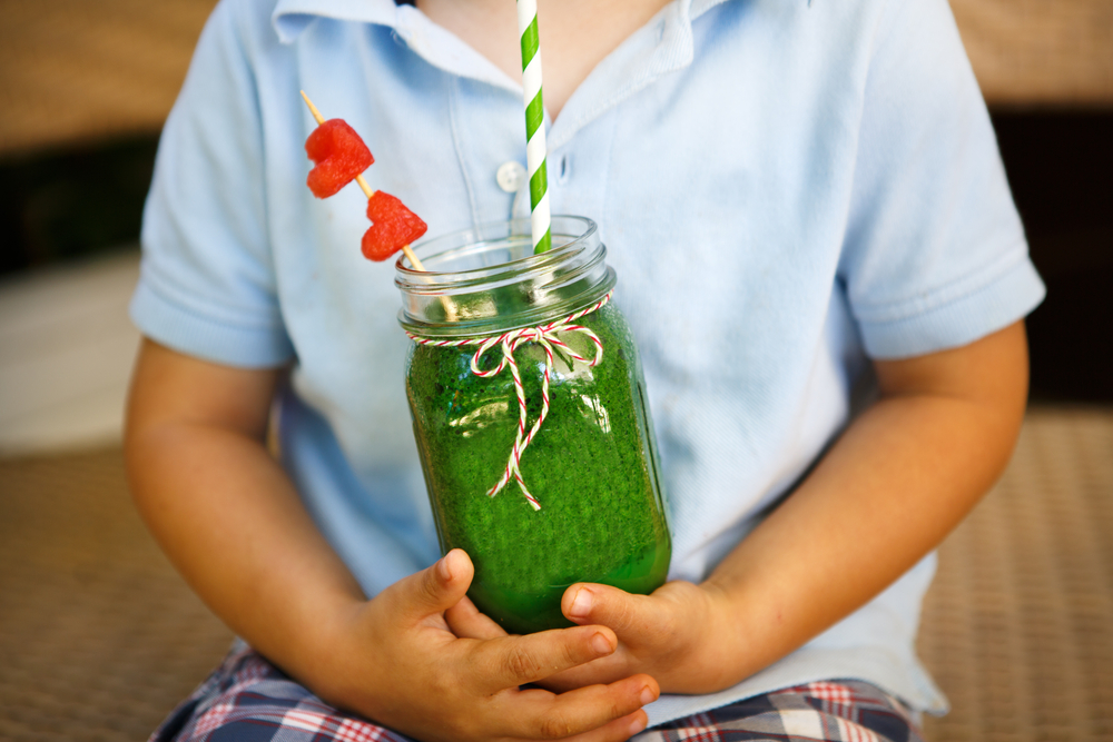 Superfoods Detox Smoothie - This is by far the number one thing I do to detoxify my child and myself! The five main ingredients are the holy grail of detox for heavy metals. Thanks to Anthony William, the source of this information, we have a natural, safe and extremely powerful way to help our bodies.1. 1 cup wild blueberries (frozen ok)2. Hawaiian Spirulina 1 teaspoon3. Cilantro (1/2 cup fresh or 5 drops oil)4. Barley grass juice extract 1 teaspoon5. Atlantic Dulse flakes 2 teaspoonsAdd any frozen or fresh fruit like strawberries or bananas and 2 dates, and 2 cups of water. You can also add supplements specific to you or your child. Blend in a high speed blender and enjoy!