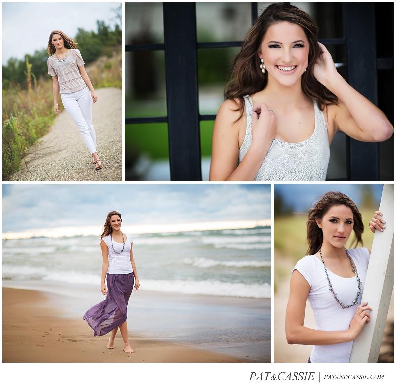 Northwest Indiana senior portrait photography