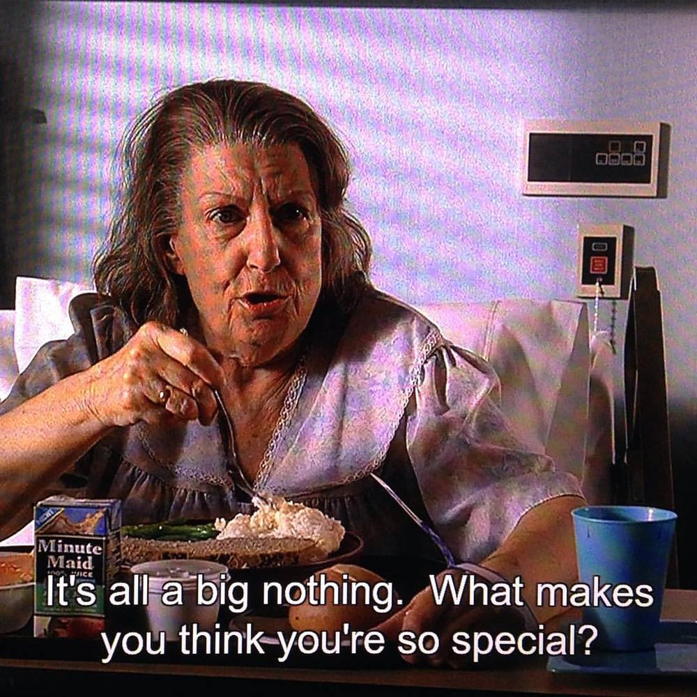 Livia Soprano. Season 2 #sopranos #hbo #bluray #bluraycollection