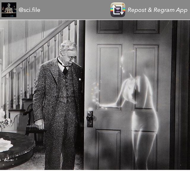 Repost from @sci.file The Invisible Woman is a 1940 science fiction film which follows an attractive model with an ulterior motive that volunteers as guinea pig for an invisibility machine.  The film was directed by A. Edward Sutherland.  #scifi #sciencefiction #scifilepost #scififilms #movies #filmmaking #model
