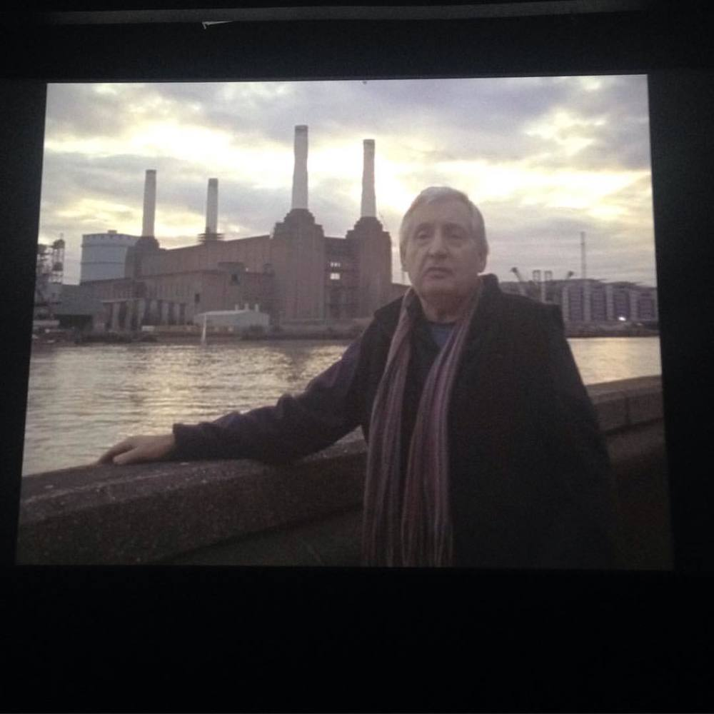 Taken by Storm best documentary ever! #stormthorgerson #hipgnosis #takenbystorm #roddybogawa (ved Cinemateket)
