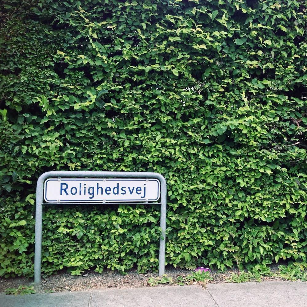Rolighedsvej… (at Rolighedsvej)