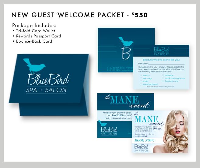 Salon marketing materials beauty salon design services for Salon marketing