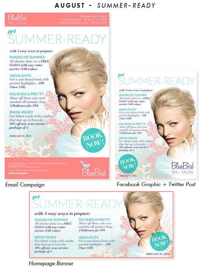 Beauty business blog for Salon marketing
